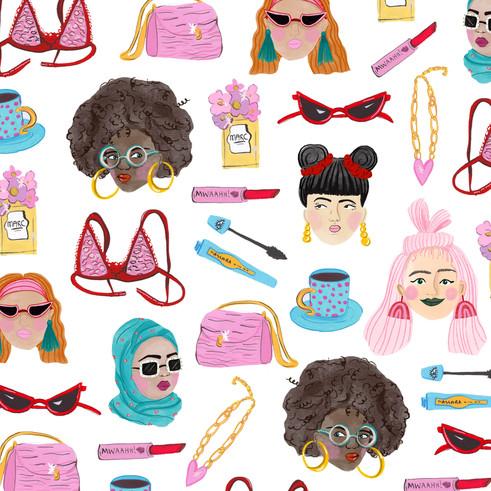 Girls Pattern