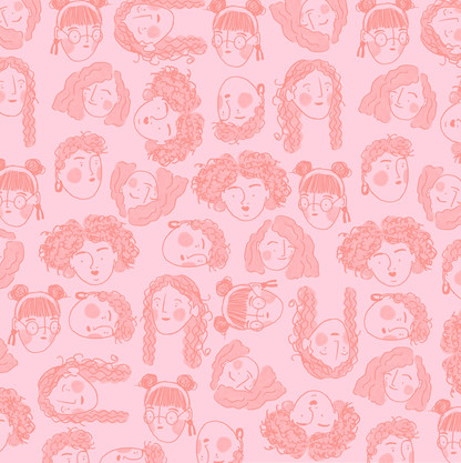 Girlies Pattern