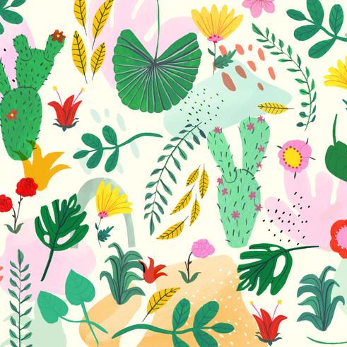Wildplants Pattern