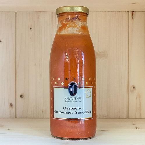 Gaspacho de tomates françaises (500ml)