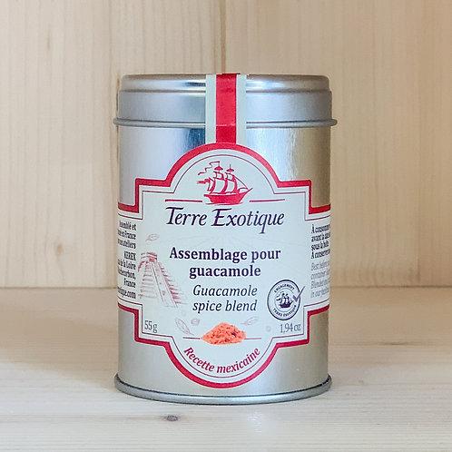 Assemblage pour Guacamole (55g)