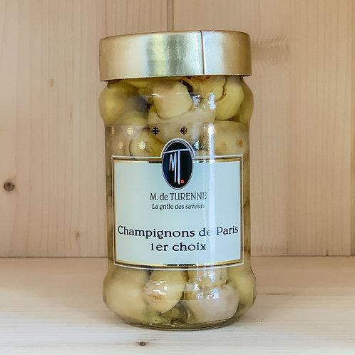 Champignons de Paris 1er choix (280g)