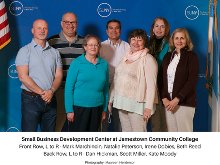 What is the Small Business Development Center at JCC?
