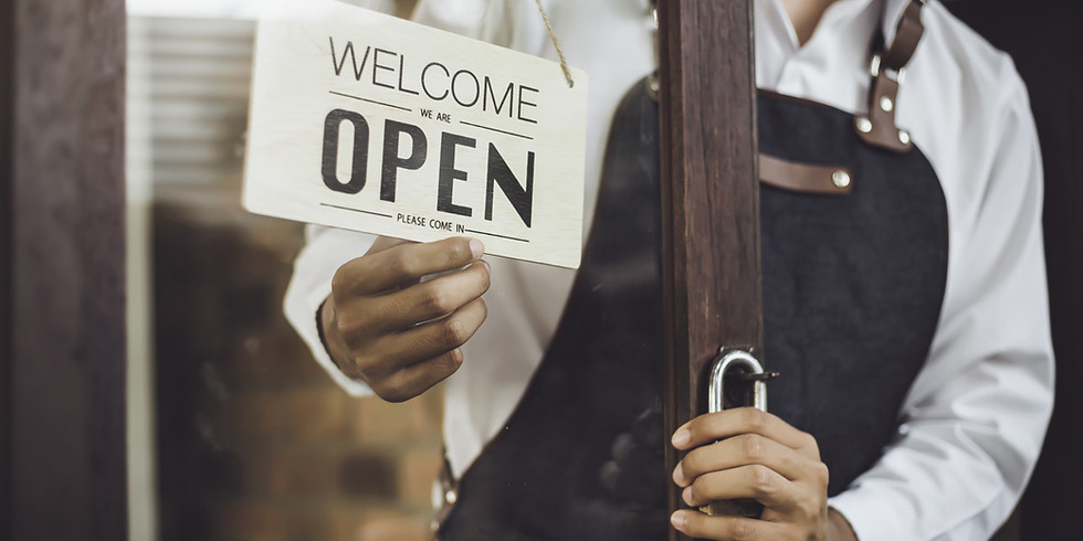 Webinar: Re-Opening Your Business Safe and Sound