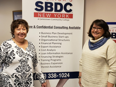 New Leadership at the SBDC