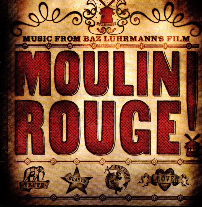 Soundtrack | Moulin Rouge