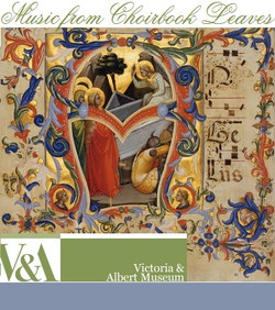V&A Choirbook Leaves