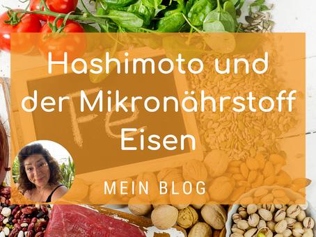 Hashimoto und der Mikronährstoff Eisen