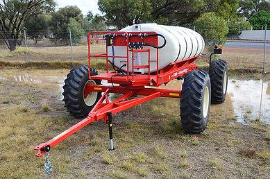Farmking liquid supply trailer