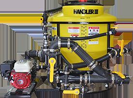 Chemical Batch Mixer Handler 3