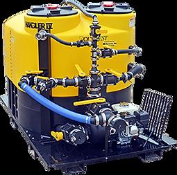 Chemical Batch Mixer Handler 4