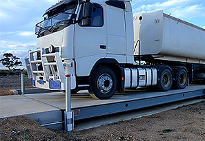 On-Farm Weighbridge