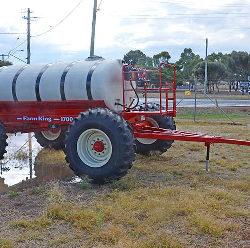 Farmking liquid trailer