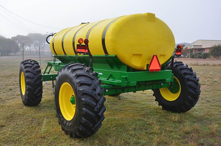 Farmking liquid suuply trailer - 6000 ltr