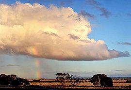 Cloud & Rainbow