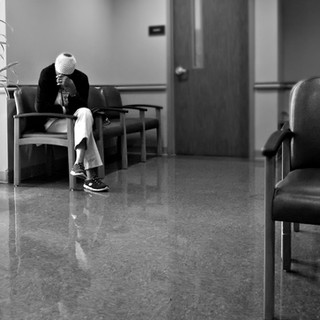 Series on grief and distress within the walls of hospitals and emergency rooms.