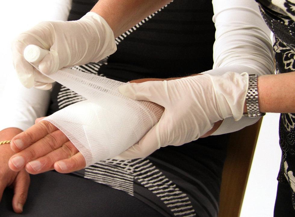 Quemaduras: identifique la gravedad de la lesión