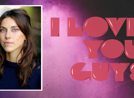 MEET THE TWO NEW ADDITIONS TO THE I LOVE YOU, GUYS CAST