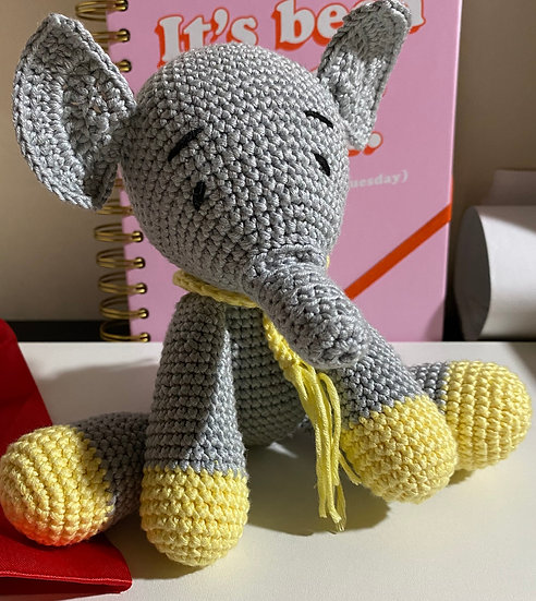 Little One -Elephant