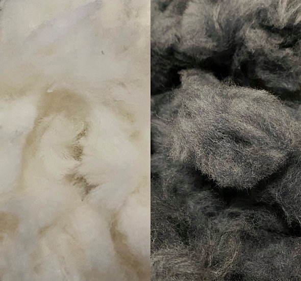 100% Merino Wool -100 Grams