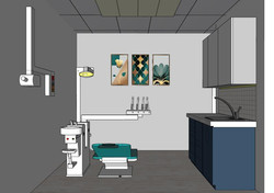 Treatment Room 3 Side View