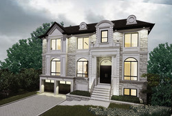 3D Rendering at Richmond Hill