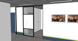 Glass Divider Concept Design