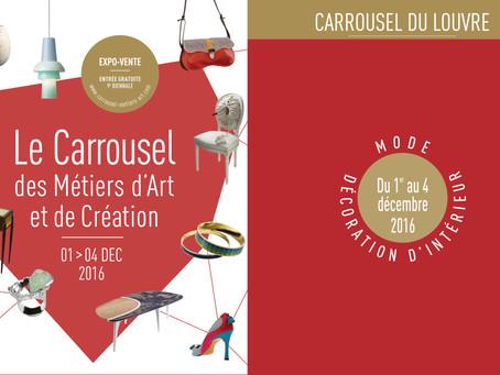 Exposition au Carrousel du Louvre