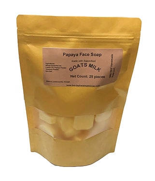 Papaya Face Soap
