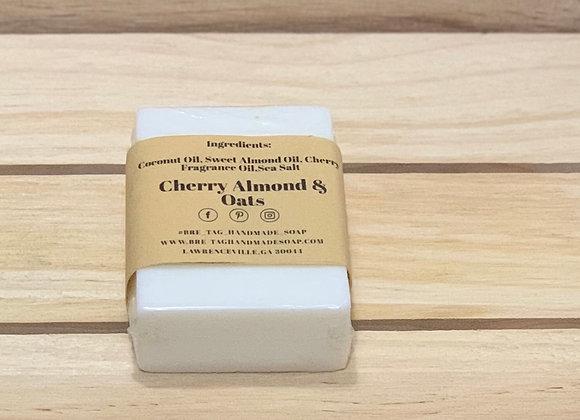 Cherry Almond & Oats