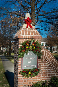 Village of Westover Entrance