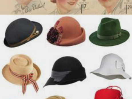 Hats Off Girls by Prasantt Ghosh – Indian Fashion Designer