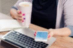 coffee office-freelancer-computer-busine