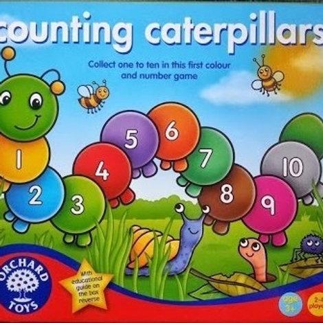 Juego de números y colores