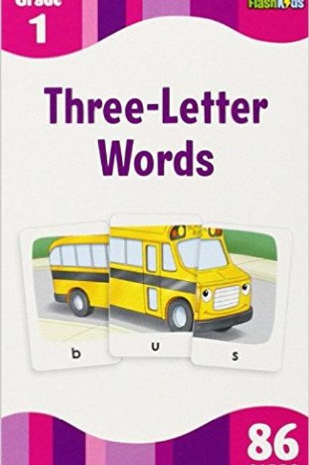 Flash Cards - Tarjetas de imágenes y vocabulario, de secuencias y de letras