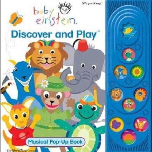 Libro con sonidos para los más pequeños