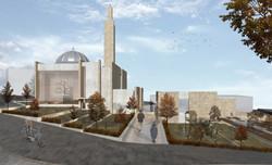 Cami Tasarımı Yarışması 3.lük Ödülü