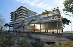 MOVENDO: Ofis, Konut ve Çarşı