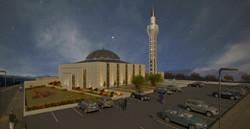 EOSB Yeni Cami