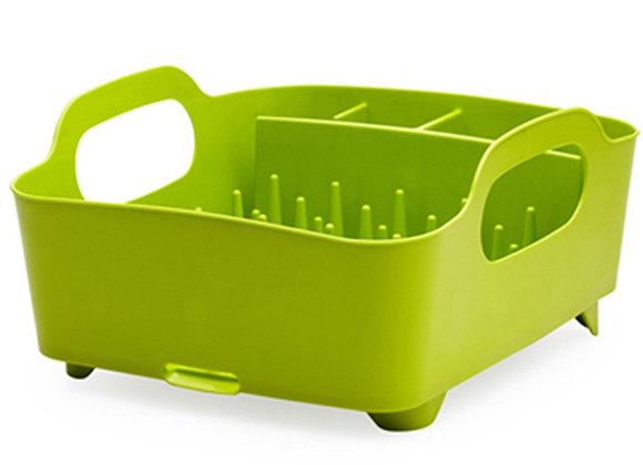Сушилка для посуды Tub зелёная