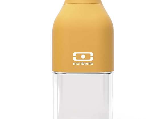Бутылка MB Positive 0,33 л горчичная