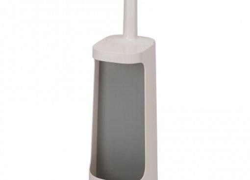 Ёршик для унитаза с отсеком для хранения Flex™ Plus серый