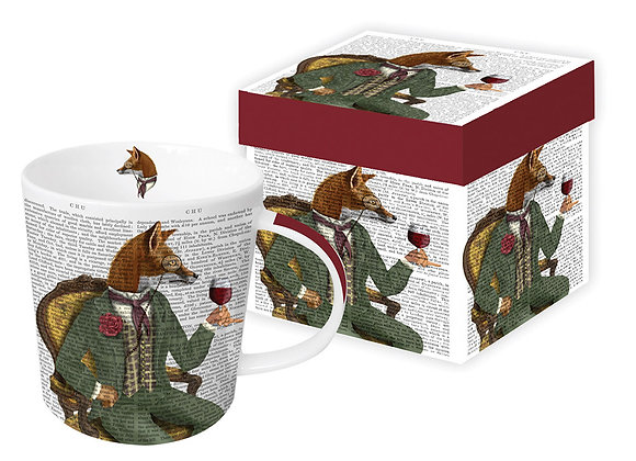 Кружка в подарочной коробке Lord Edward 350 мл