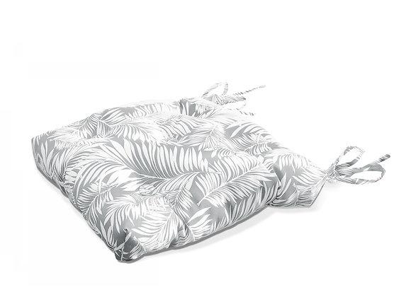 Подушка на стул Palma grey - размер M
