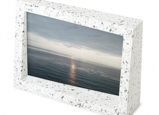 Рамка для фотографий Edge 10x15 terrazzo