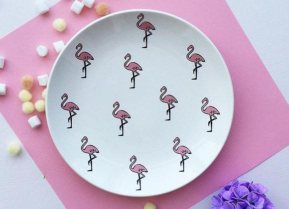 Блюдо d22 - Flamingo