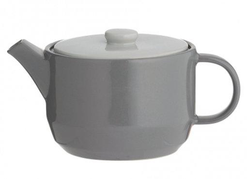 Чайник заварочный Cafe Concept 1 л темно-серый