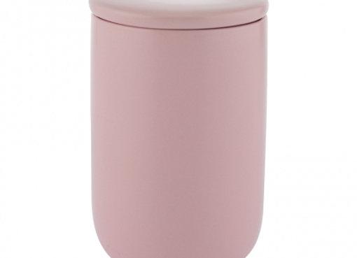 Емкость для хранения Classic розовая 15х10 см