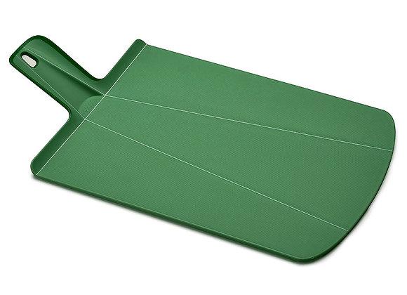 Доска разделочная Chop2Pot Plus большая тёмно-зелёная