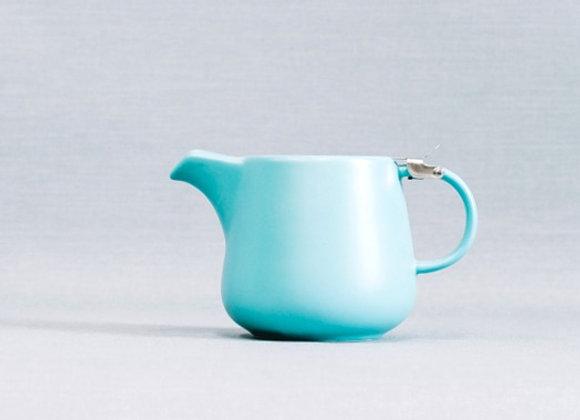 Чайник с ситечком 0.6л Tint (аквамарин)